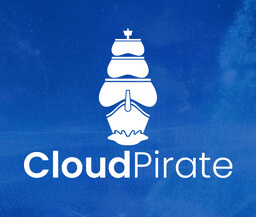 Cloudpirate Logo