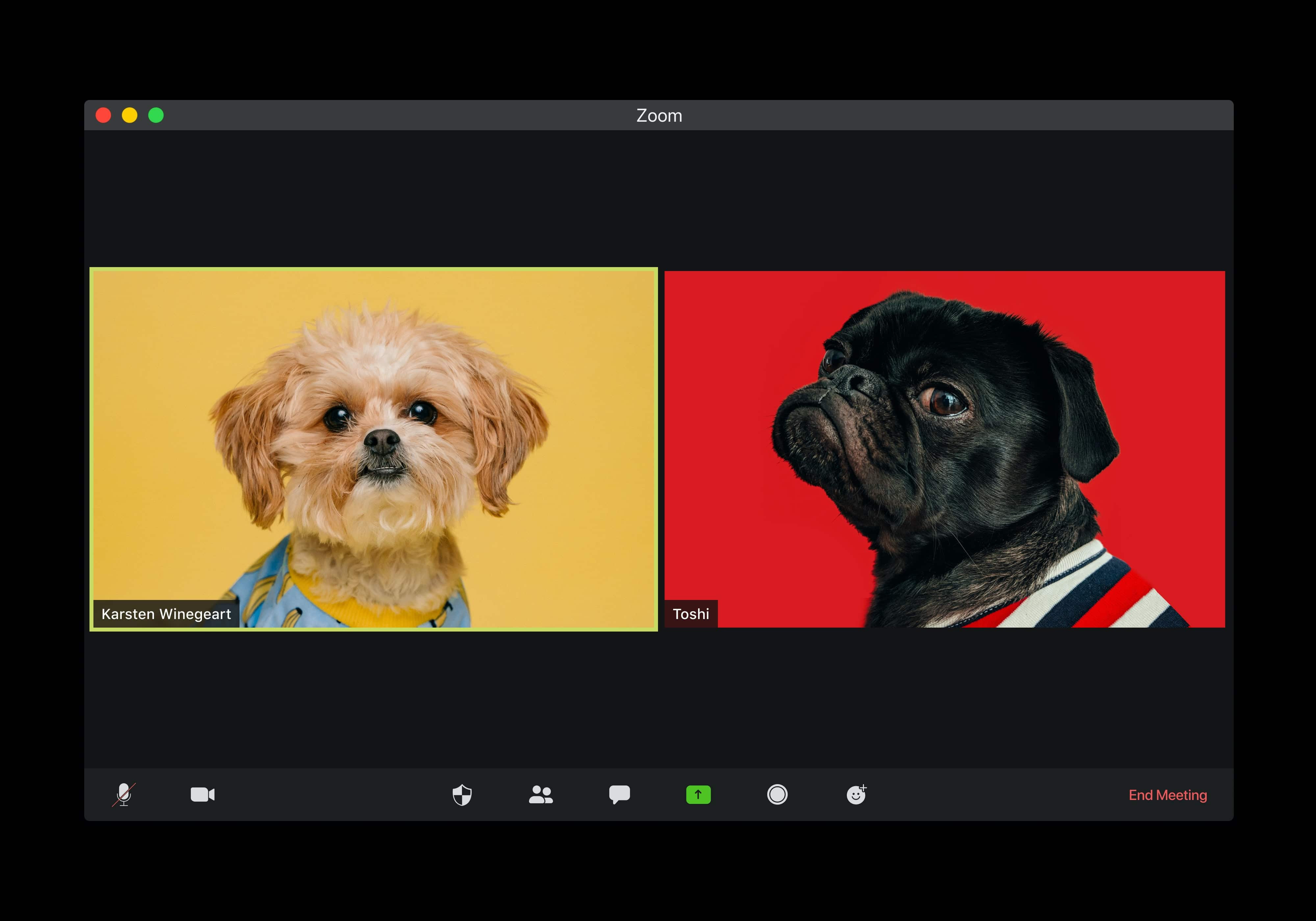 Microsoft Teams: Eigene Hintergrundbilder