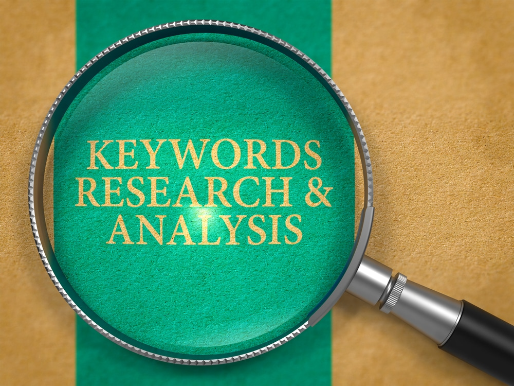 Die optimale Keyword-Dichte – Was ist WDF*IDF?